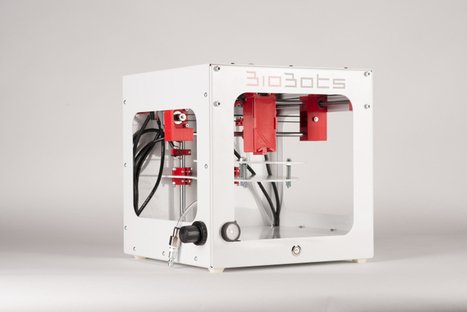BioBots Is A 3D Printer For Living Cells | Managing Technology and Talent for Learning & Innovation | Scoop.it