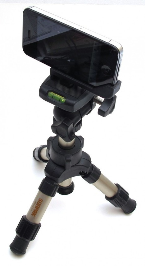 "Mini Adjustable Glif Tripod Mount and Stand for Iphone 4 and 4s | Digital Photography Magazine | ""Cameras, Camcorders, Pictures, HDR, Gadgets, Films, Movies, Landscapes"" 