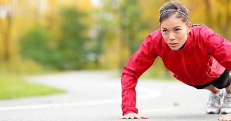 The 25 Best Body-Weight Exercises | En Forme et en Santé | Scoop.it