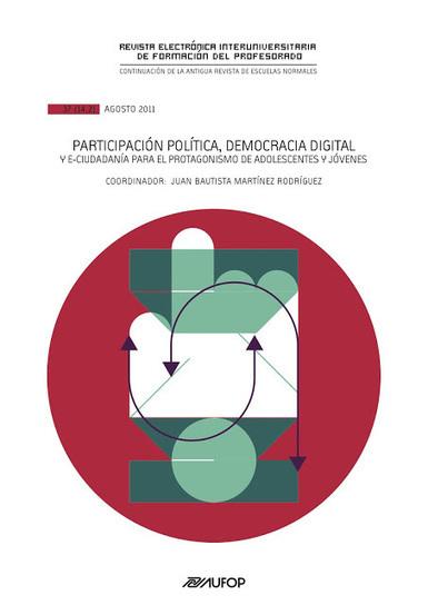 Participación política, democracia digital y e-ciudadanía para - aufop | EnMedios | Scoop.it