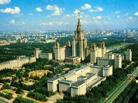 Moscow State University Old and well-known University of Russia for Study | Education for Bangladeshi Student | Scoop.it