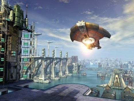Guia do Leitor: Ficção Científica (Sci Fi) | Ficção científica literária | Scoop.it