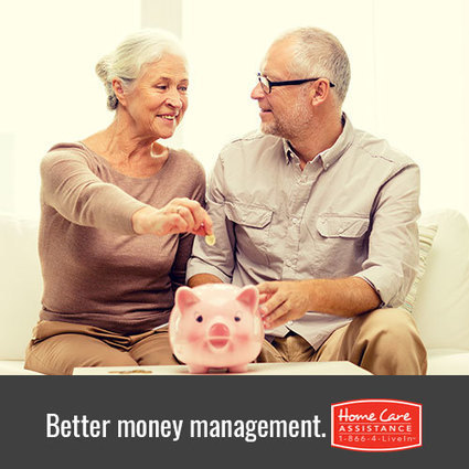 Helping Seniors Manage Money during Retirement | Home Care Assistance Annapolis | Scoop.it