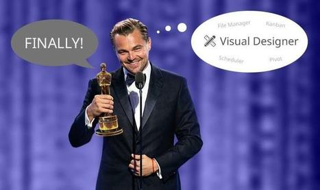 Oscar for DiCaprio - Visual Designer for you! | JavaScript UI Widgets Library Webix | Scoop.it