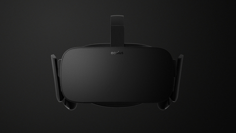 Oculus is now shipping the finished Rift, but only to developers - UploadVR | #inLearning + HCI | Scoop.it