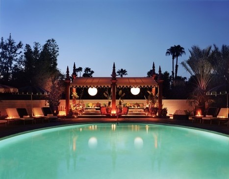 Lighthearted Luxury at The Parker Palm Springs: From Shag Carpets to a Lemonade Stand | traveling | Scoop.it