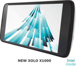 Xolo X1000 Smartphone launched: third smartphone from Intel and Lava | Gadget trick | Scoop.it