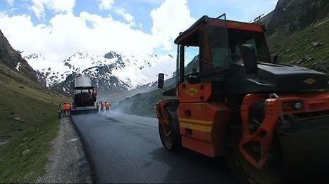 Hautes-Pyrénées : la route du tunnel de Bielsa fermée pour cause de travaux | Vallée d'Aure - Pyrénées | Scoop.it