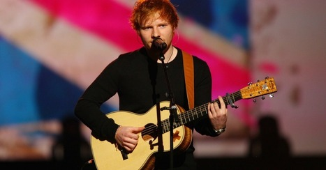 Ed Sheeran Covered Beyonce and Now the World Is Better - Mashable | Beyonce | Scoop.it