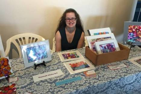 Bedford teen shines at Art of Disability Festival | Nova Scotia Art | Scoop.it