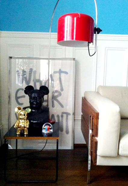 Design, vintage et fantaisie pour cette maison à Nancy | Visite privée - Cotemaison.fr | Pièces par pièces | Scoop.it