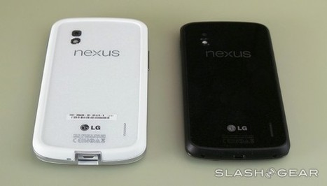 White Nexus 4 heads to T-Mobile.. officially | Mobile IT | Scoop.it
