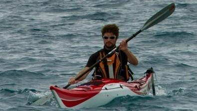 Vincent Tiphine : Paris-Londres en kayak - France 3   Le kayak de mer   Scoop.it