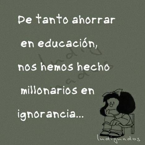 ¿Cuál es el objetivo de la educación? | Educacion, ecologia y TIC | Scoop.it