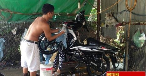 Ben Nâng Rửa Xe Máy Honda Là Gì? | Thiết Bị Rửa Xe Ô Tô | Scoop.it