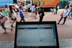 A 10 ans, Facebook part à la conquête du marché mobile asiatique - 01net   frenchsocialmarketing   Scoop.it