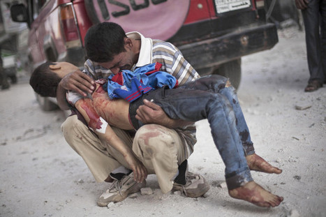 The 2013 Pulitzer Prize Winners: Associated Press Coverage of Syria | Best of Photojournalism | Scoop.it