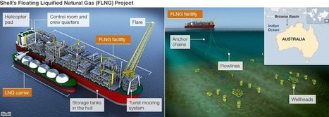 The largest vessel the world has ever seen - BBC News   Marine & Vessels   Scoop.it