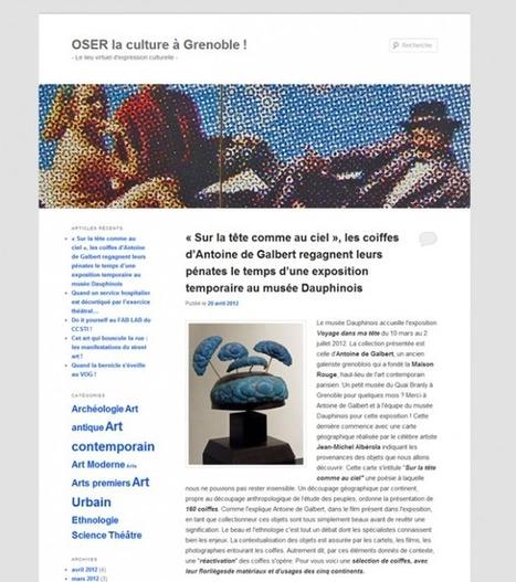 10 blogs grenoblois à connaître | Knowtex Blog | L'avatar du bout du couloir | Scoop.it