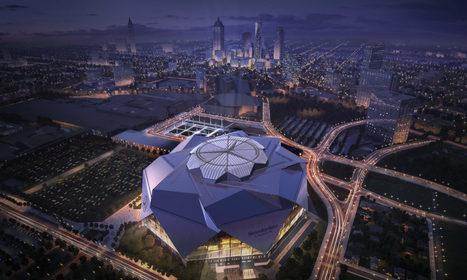 Leed Platinum per il Mercedes-Benz Stadium di Atlanta | Sustainable Buildings, Made in Italy. Rinascimento Bene Comune by IWTT | Scoop.it