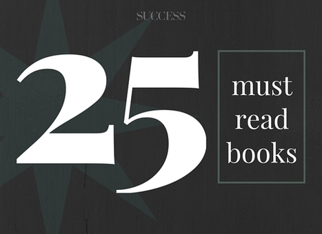25 Books for Success | Organizational Development & Leadership | Scoop.it
