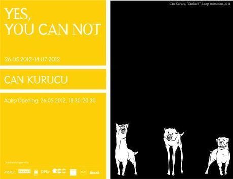 ArtClue » Pilot Gallery, Istanbul: YES, YOU CAN NOT | Art in Istanbul | Scoop.it