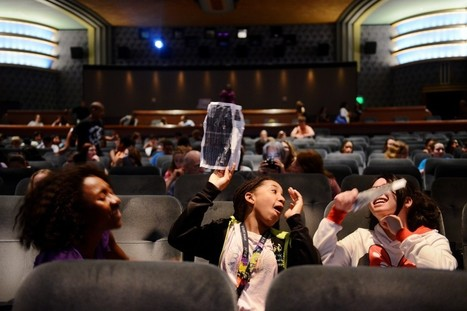 Montgomery middle school students see their films on the big screen | Educ8 Tech | Scoop.it