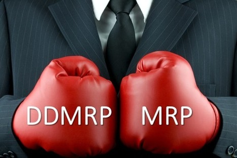 DDMRP vs MRP | Olivehorse post and 2 page PDF download | TLS - TOC, Lean & Six Sigma | Scoop.it