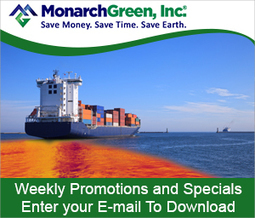Monarch Green Features 5 Oil Spill Response Companies | Home and Garden | Scoop.it