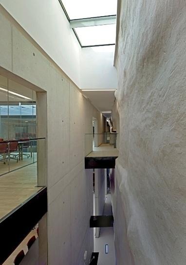 Une école souterraine ? | Détails d'Architecture | Francisco Muzard | Scoop.it