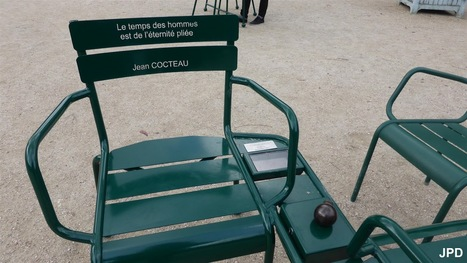 "Paris-bise-art : Les ""confidents"" de Michel Goulet au Palais-Royal 