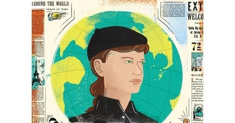 Ten Days at the Mad-House: How Nellie Bly Posed as Insane in 1887 in Her Brave Exposé of Asylum Abuse | All Things Bookish: All about books, all the time | Scoop.it