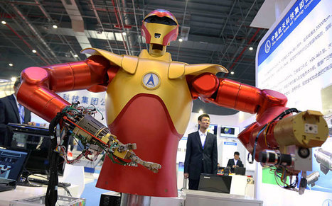 Robots may shatter the global economic order within a decade | Economics of Work and Leisure - F583 | Scoop.it