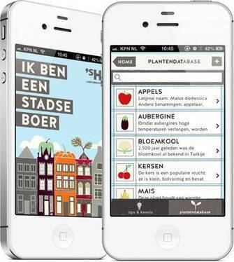 App - StadseBoeren | Sociale media voor de groene sector | Scoop.it