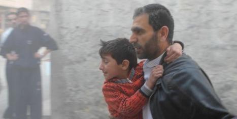 Armes chimiques, exécutions sommaires, tortures... plus de 11.000 enfants tués dans le conflit syrien | MENA Zone | Scoop.it