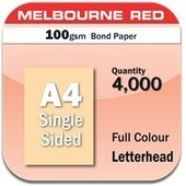 Letterheads printing in full Colour   Online Printing Services   Scoop.it