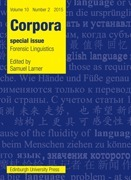 Exploring the composition of the searchable web: a corpus-based taxonomy of web registers - Corpora Journal | Applied linguistics and knowledge engineering | Scoop.it
