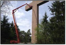 Les spectaculaires travaux de restauration de la Croix de Lorraine ... - bati-journal : actualité du bâtiment | La restauration de la Croix de Lorraine | Scoop.it