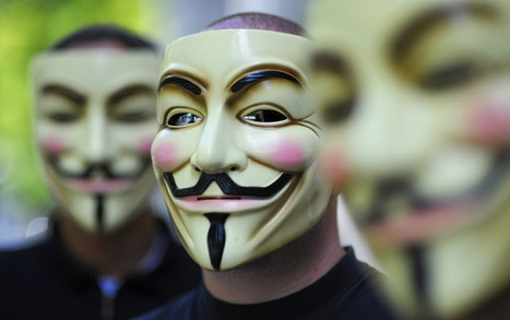 Anonymous a threat to critical infrastructure? Expert says no   Who is Anonymous?   Scoop.it