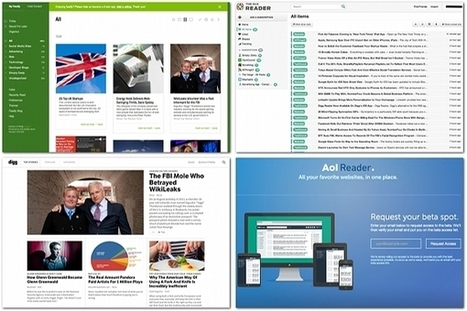 The best Google Reader alternatives | digital marketing strategy | Scoop.it