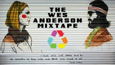 ▶ The Wes Anderson Mixtape - YouTube | Transmedia Storytelling for Business | Scoop.it
