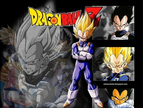 Anime Cheks ~ Dragonball Z : Vegita | Famous Anime Naruto Shippuden And Others... | Anime Cheks | Scoop.it