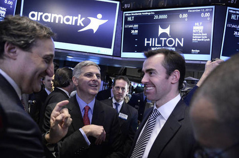 Biz Break: IPO blitz closing out big year; Facebook and Twitter leap, Cisco and Oracle sink | Entrepreneurship, Innovation | Scoop.it