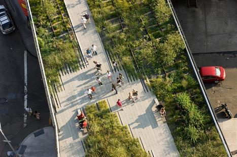 The High Line - Sections 1 and 2 | James Corner Field Operations | Landscape Architecture Architecture | Landscape Architecture Buildings | Landscape Architecture Design | green streets | Scoop.it
