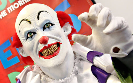 Police issue warning on Australia's 'evil clown' craze | A Random Collection of sites | Scoop.it