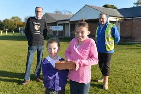 Parents buying kids a piece of village history - Local News - Bucks Herald | Parental Responsibility | Scoop.it