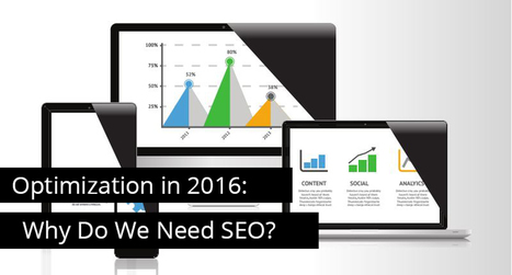 Optimization in 2016: Why Do We Need SEO? | Content Strategy |Brand Development |Organic SEO | Scoop.it