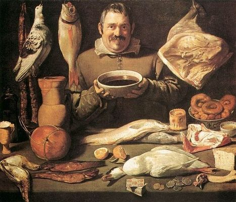 The English Cavalier and his Stomach | Historical gastronomy | Scoop.it