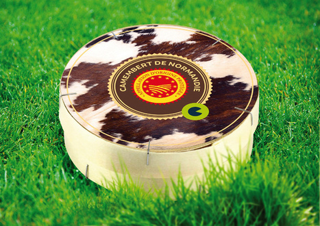 Les fromages AOP de Normandie se parent d'une nouvelle étiquette collective ! - Communication (Agro)alimentaire | Communication Agroalimentaire | Scoop.it