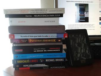 Ese punto azul pálido (Pale Blue Dot): Algunos libros de divulgación que he leído en 2012 | Ciencia para todos los públicos | Scoop.it